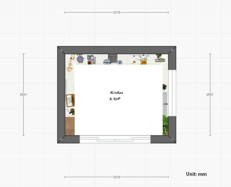 farmhouse white kitchen cabinets size
